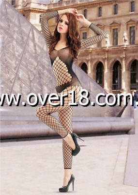 Tara Bodystocking Netted