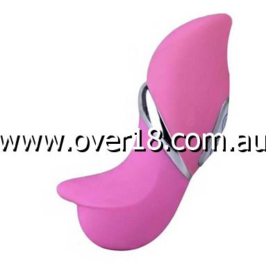 Dolphin Massager Pink