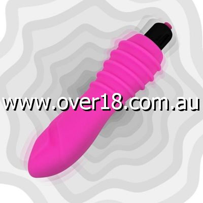 The Comforting Corkscrew Vibrator