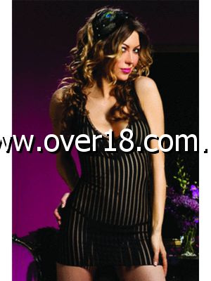 Till Dawn Shadow Stripe Chemise