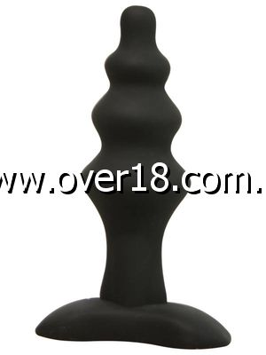Velvet Plush Silicone Rippler