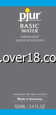 Water Based Lube